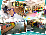 Indoor Soft Play Workshop
