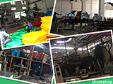 rotational mould workshop