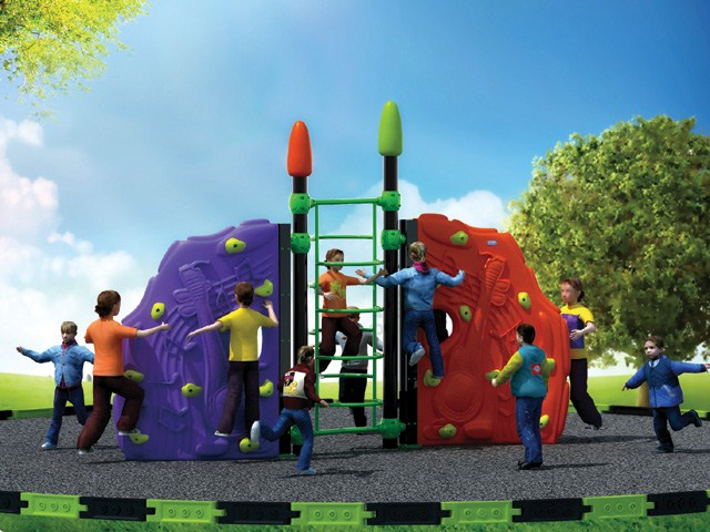 Plastic Rock Climber for Children(kids)