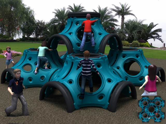 Latest Kiddy Climbing Outdoor