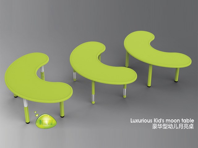 PE Moon-table for Kids