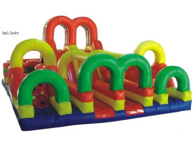 Inflatable Obstacle Course, Inflatable Castle