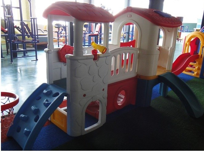 Ihram Kids For Sale Dubai: Kids Plastic Playground Sets