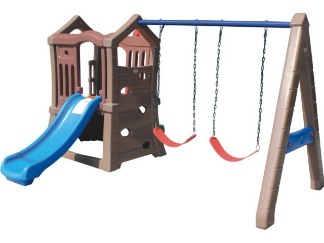 Swing Slide Playground Sets for Backyard