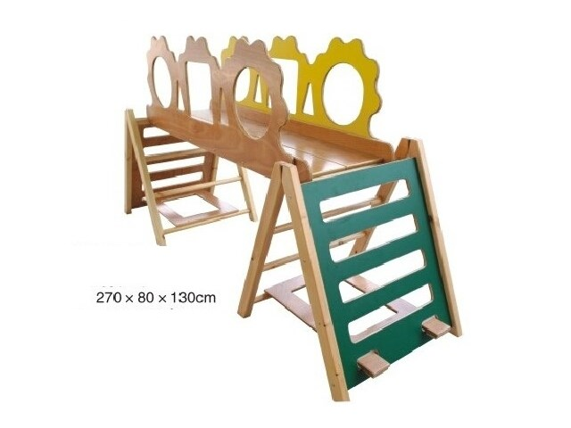 Wooden Soft Playsets for Kids Playroom