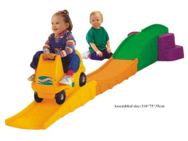 Kiddie Ride on Car with Ramp Sets