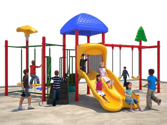 Multifunctional Cheap Classical Amusement Kids Park Equipment