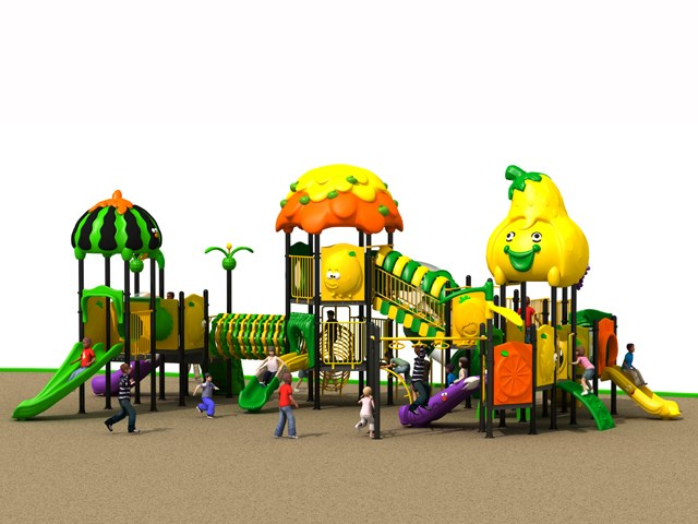 Fruit Open air Playground Kids Park Game