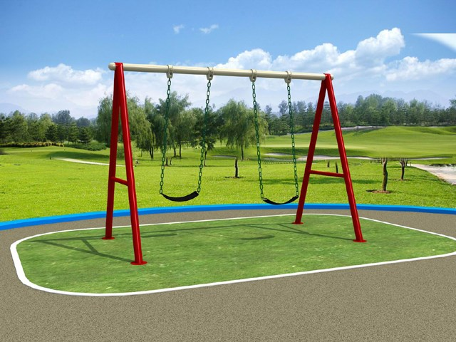Kids Playground Swing Sets
