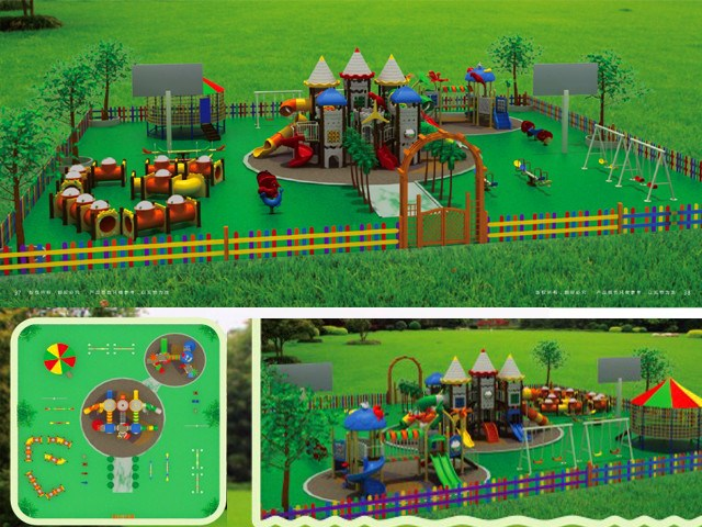 Solutions Kids Parks Public Outdoor Play Park Play