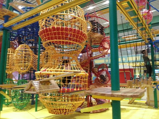 Solutions Shopping Centre Playgrounds Adventure Indoor