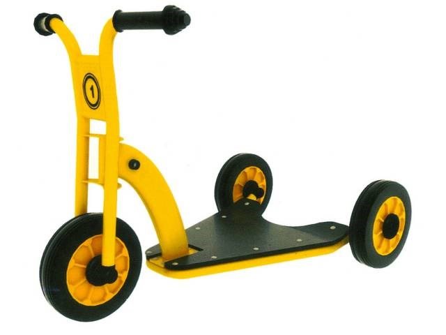 Children Triangle Scooter Toy