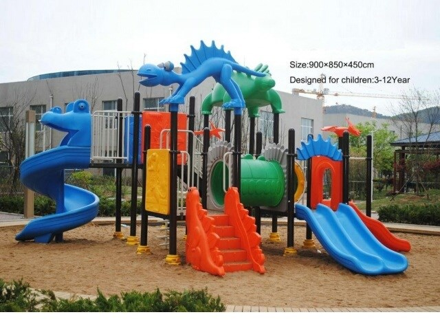 Jurassic World Dinosaur Play Park for Kids Amusement Centres