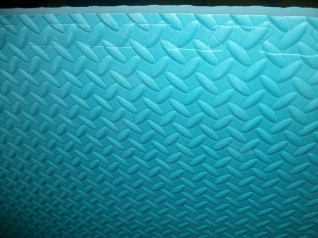 1m X1m Multi Color Interlocking EVA Foam  Floor Mats with SGS certificate
