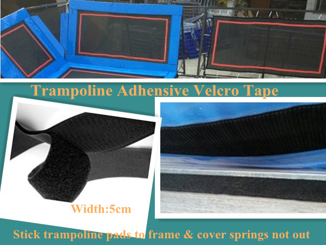 Adhesive Velcro Tape for Trampoline Pad