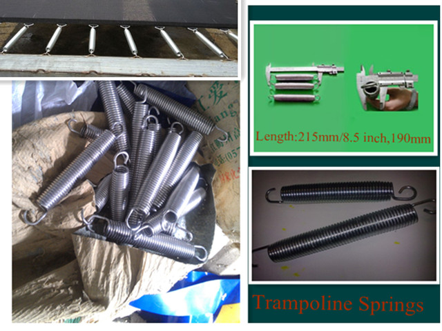 Trampoline Spring Replacement, Spings for Trampoline