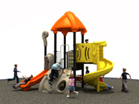 Mini Play Structure Backyard Kids Play Center