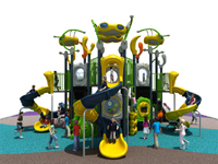 Outer Deep Space Interstellar Outdoor Playground Kids Land