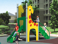 Animal Giraffe Slide for Little Kids