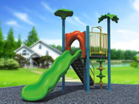 Mini Kids Slide Cheaper Outdoor Playset