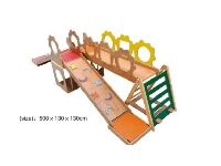 Indoor Wooden Play Frame for Early Childhood