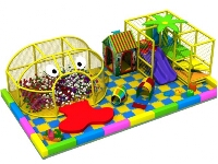 Indoor Soft Play Center for Toddlers