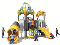 Newest Music Outdoor Playland Equipment for Kids 3~12 years old